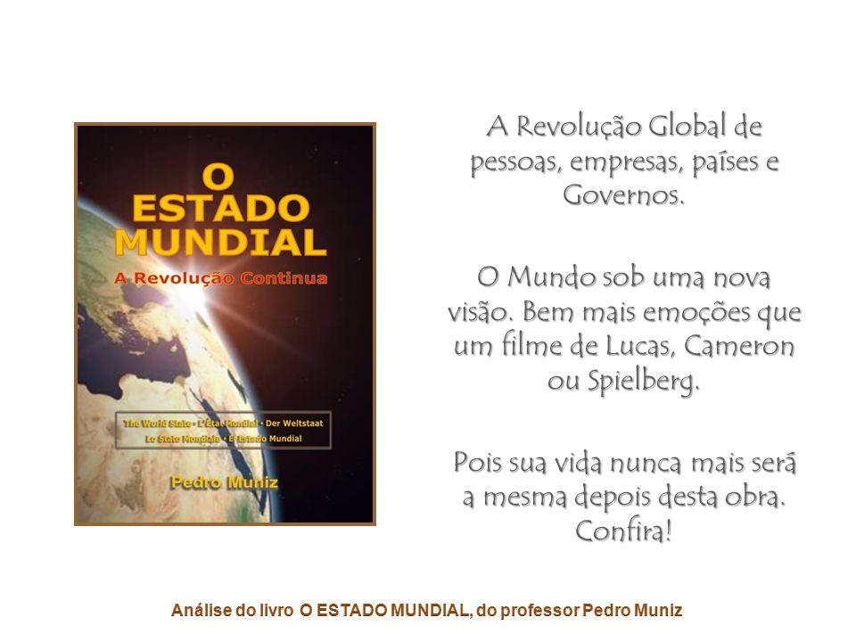 Livro brasileiro indicado à ONU e ao NOBEL. O fim da fome e da miséria no planeta.