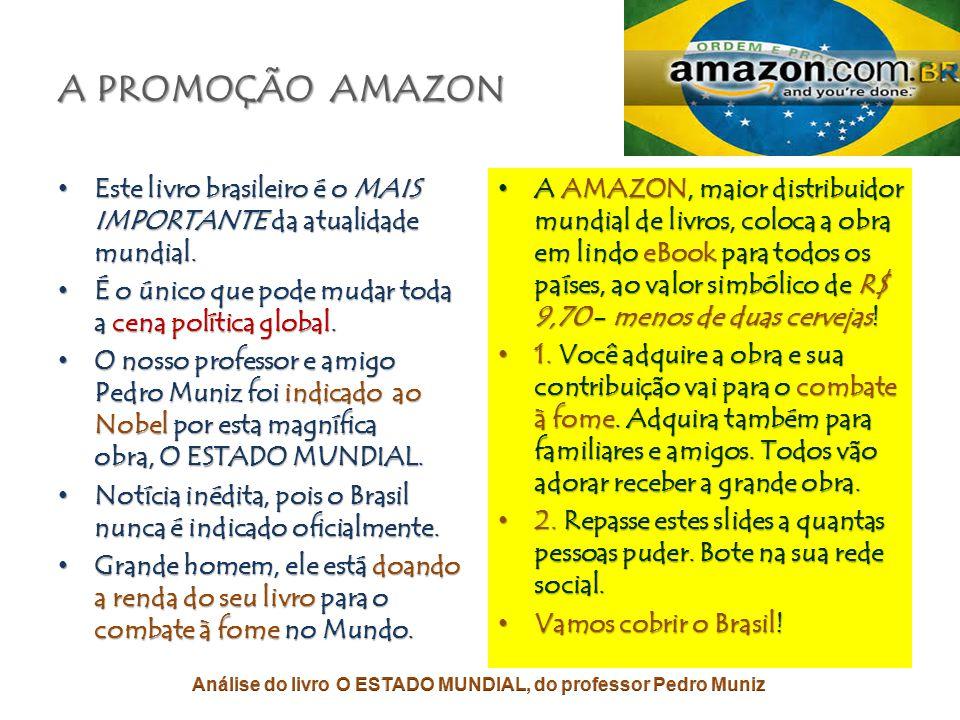 A PROMOÇÃO AMAZON