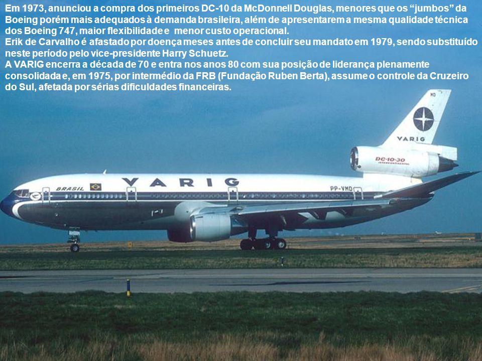 VARIG 727 Cargo