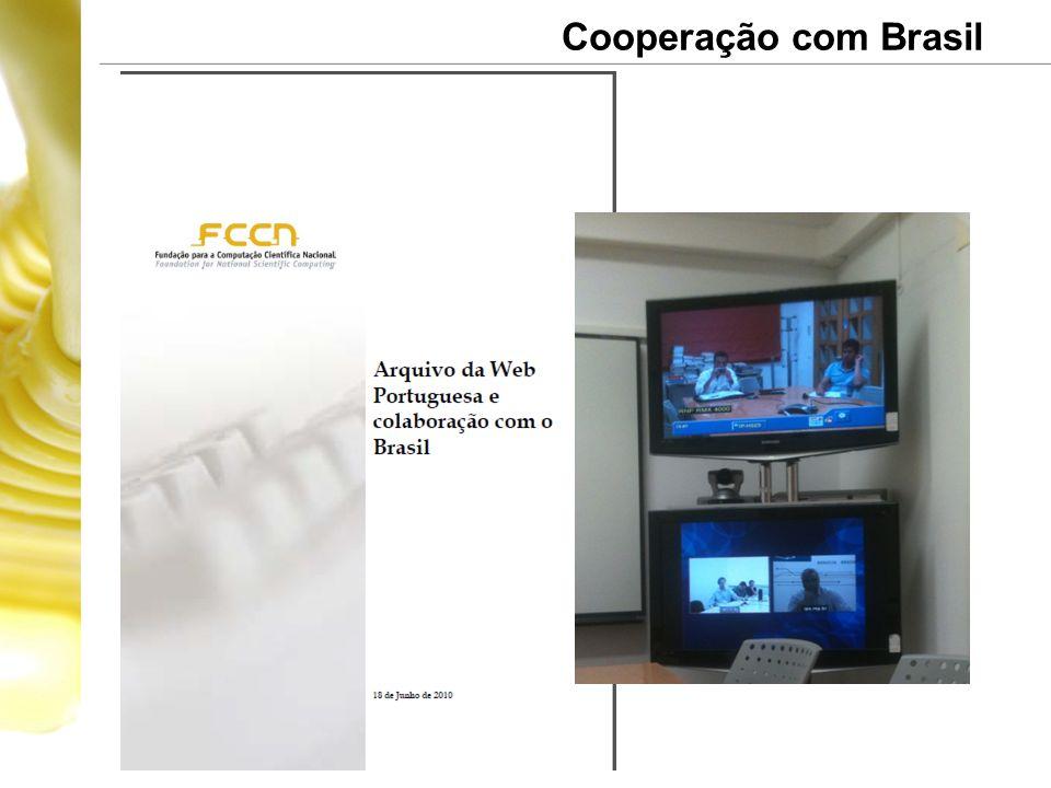 Cooperação com Brasil