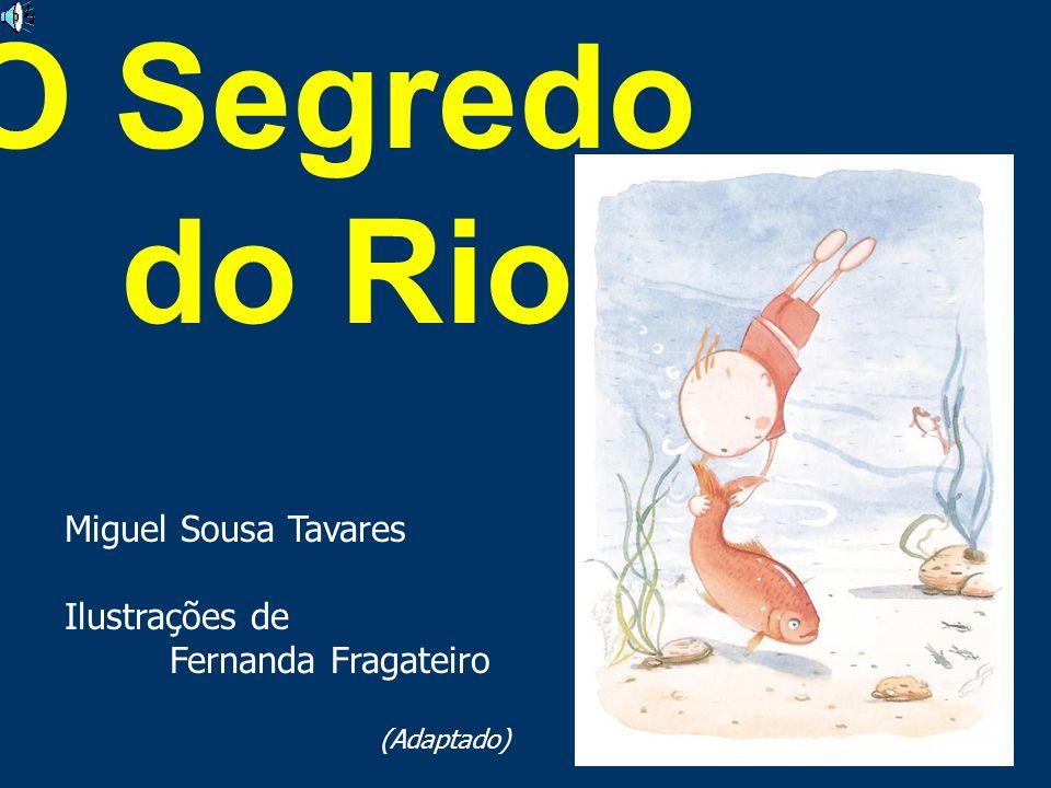 O Segredo do Rio Miguel Sousa Tavares Ilustrações de Fernanda Fragateiro (Adaptado)