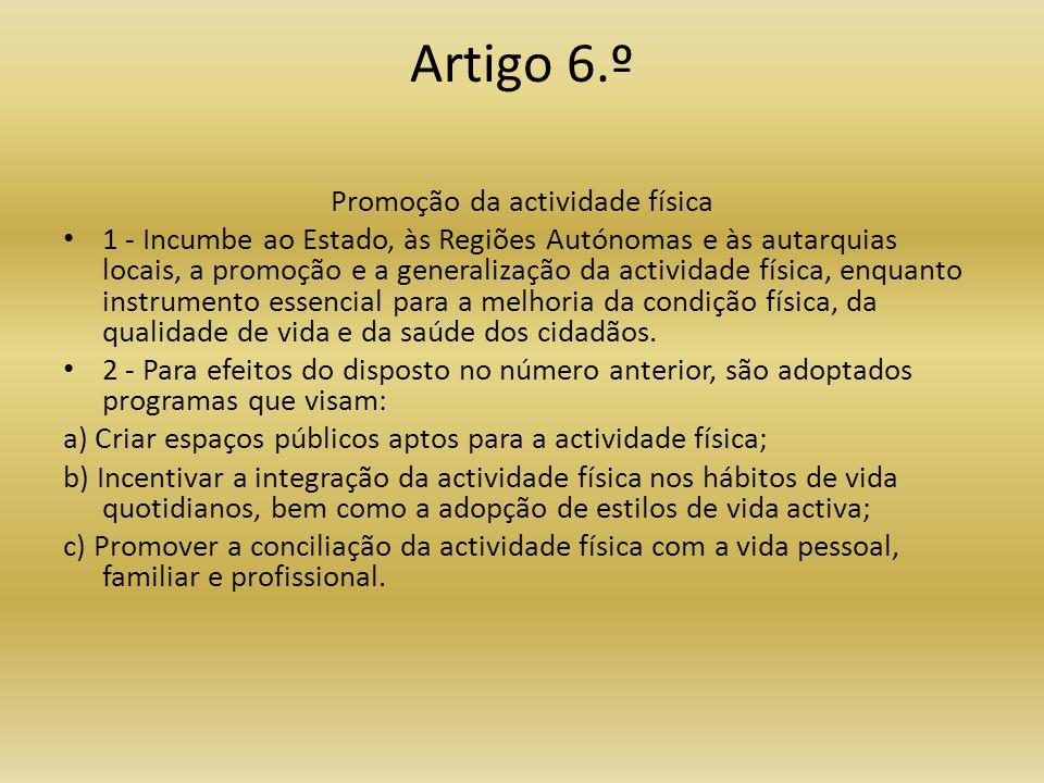 CAPÍTULO III SUBSECÇÃO III Organização das competições desportivas profissionais