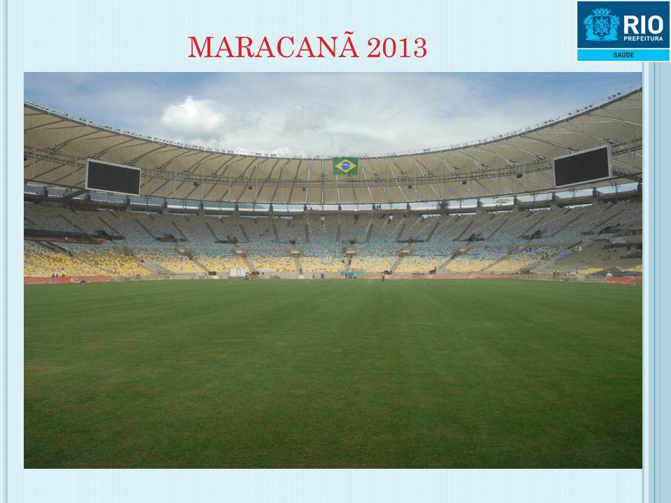 MARACANÃ 2013