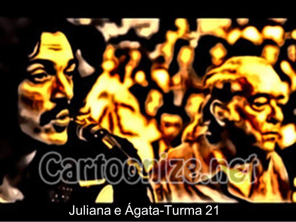 Juliana e Ágata-Turma 21