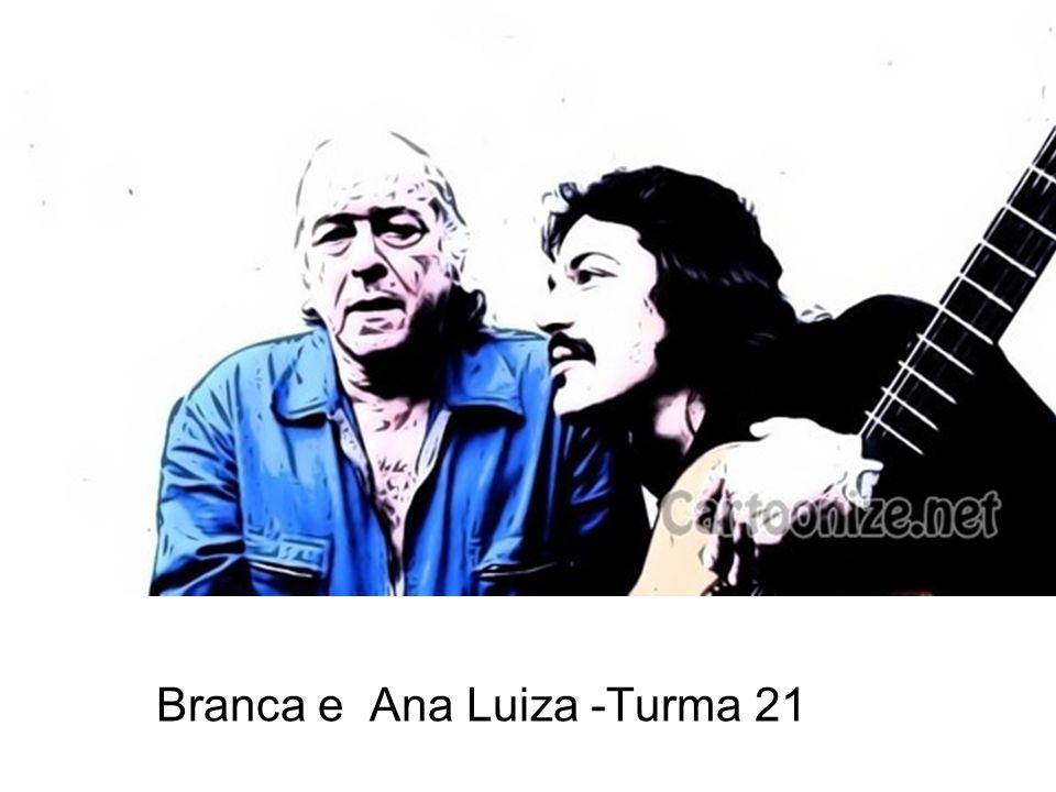 Branca e Ana Luiza -Turma 21