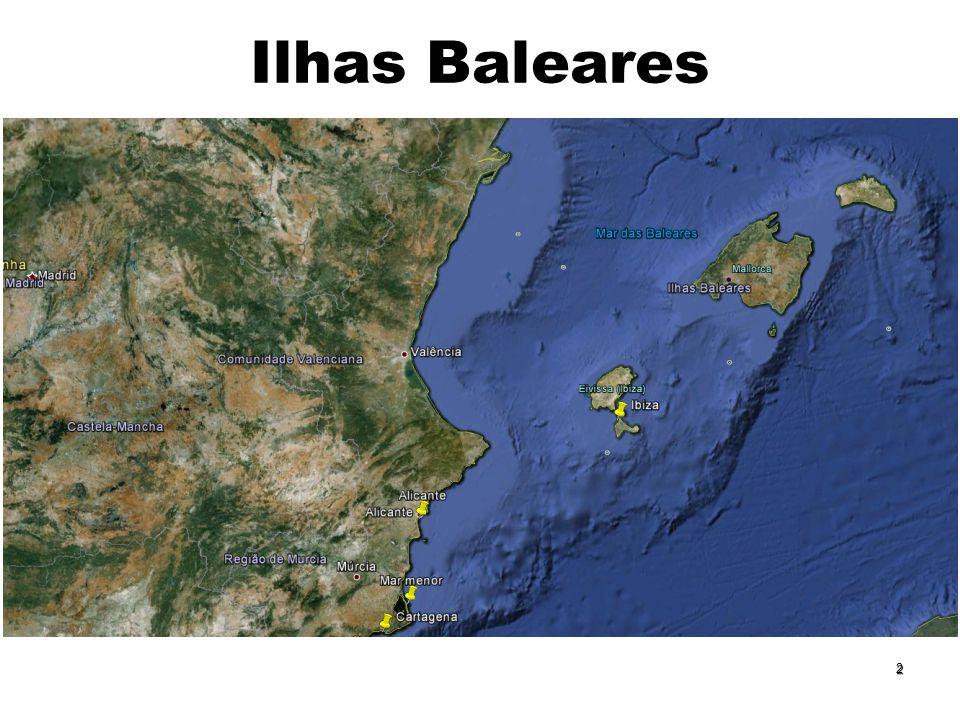 2 Ilhas Baleares