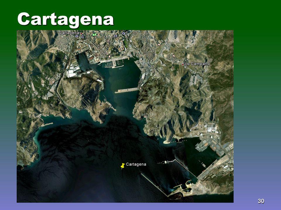 30 Cartagena