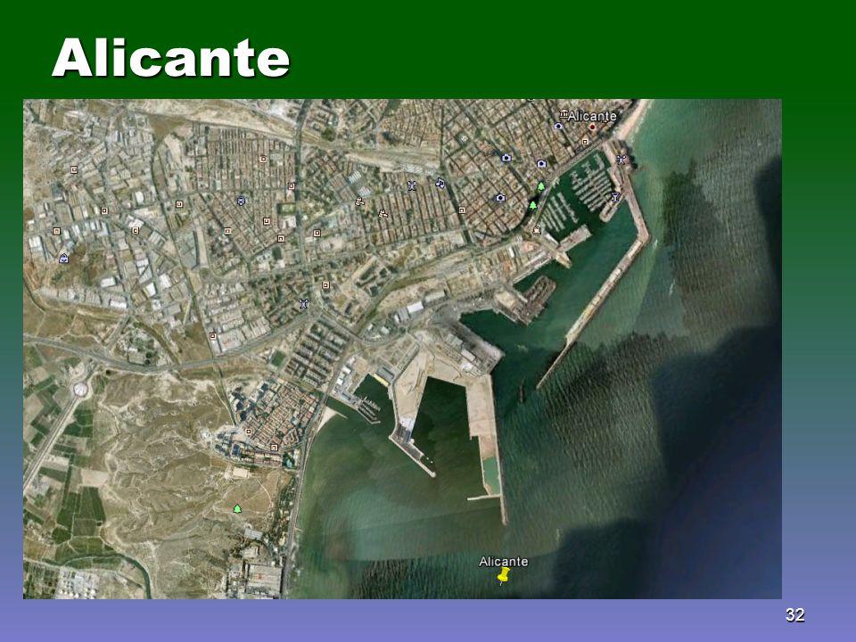 32 Alicante
