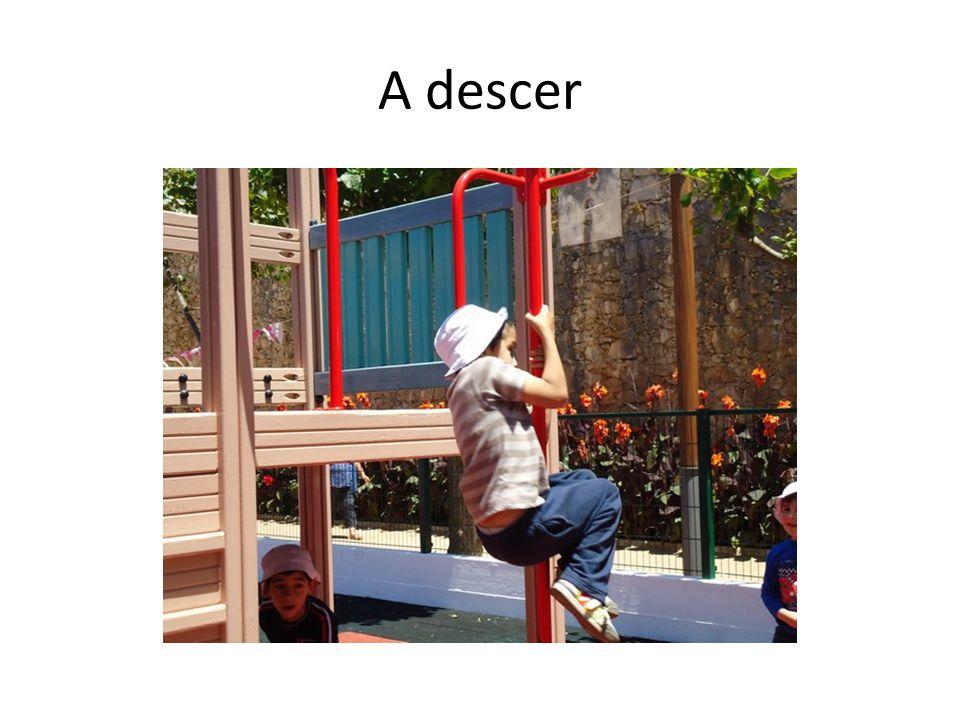 A descer