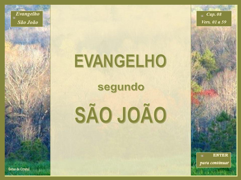 Jesus disse: «Se Deus fosse pai de vocês, vocês me amariam, porque eu saí de Deus e venho dele.