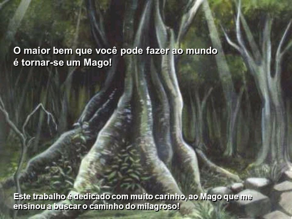 Os Magos jamais condenam o desejo. Foi seguindo seus desejos que eles se tornaram Magos. Todo desejo é criado por algum desejo passado. A cadeia do de