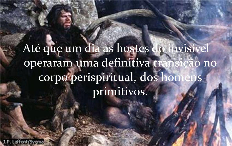 Os tipos adequados à Terra foram consumados em todos os reinos da Natureza...
