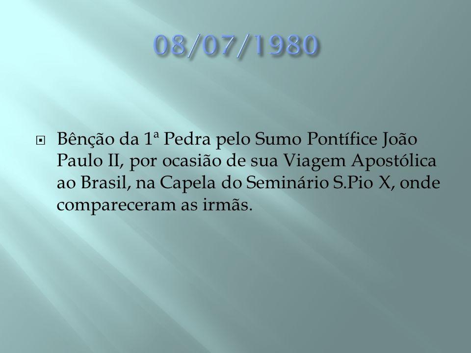  Rescrito nº 16046/77 da Sagrada Congregação para Religiosos e Institutos Seculares autorizando a transferência definitiva das Carmelitas Descalças de Moçambique para Belém do Pará.