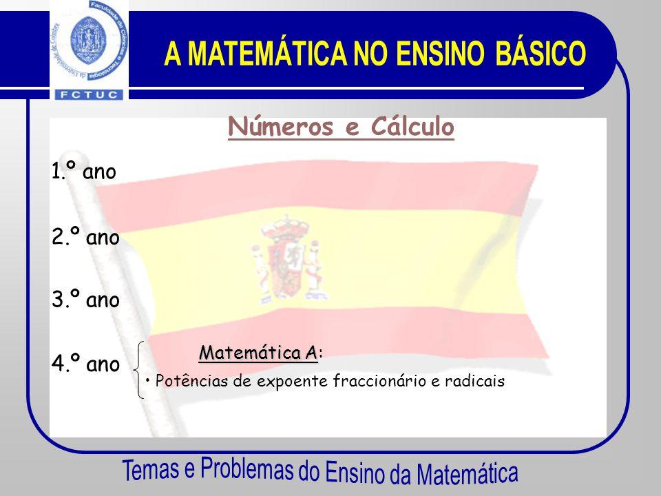 Geometria Teorema de Thales. 1.º ano Matemática A: • Iniciação à Geometria analítica no plano. • Propriedades das cónicas. Representação geométrica. •