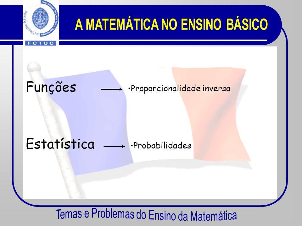 Números e Cálculo •Raiz cúbica •Sequências •Equações do 2º grau a uma incógnita