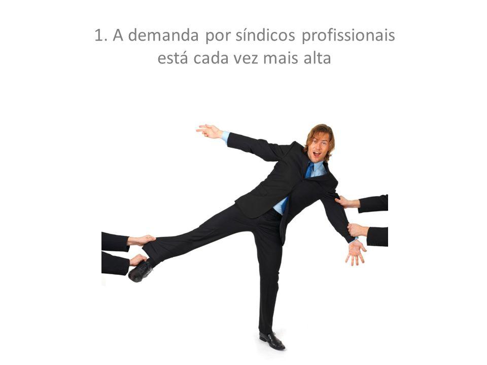 2. Bons salários: entre R$ 2500 a R$ 7500* * Salários em São Paulo