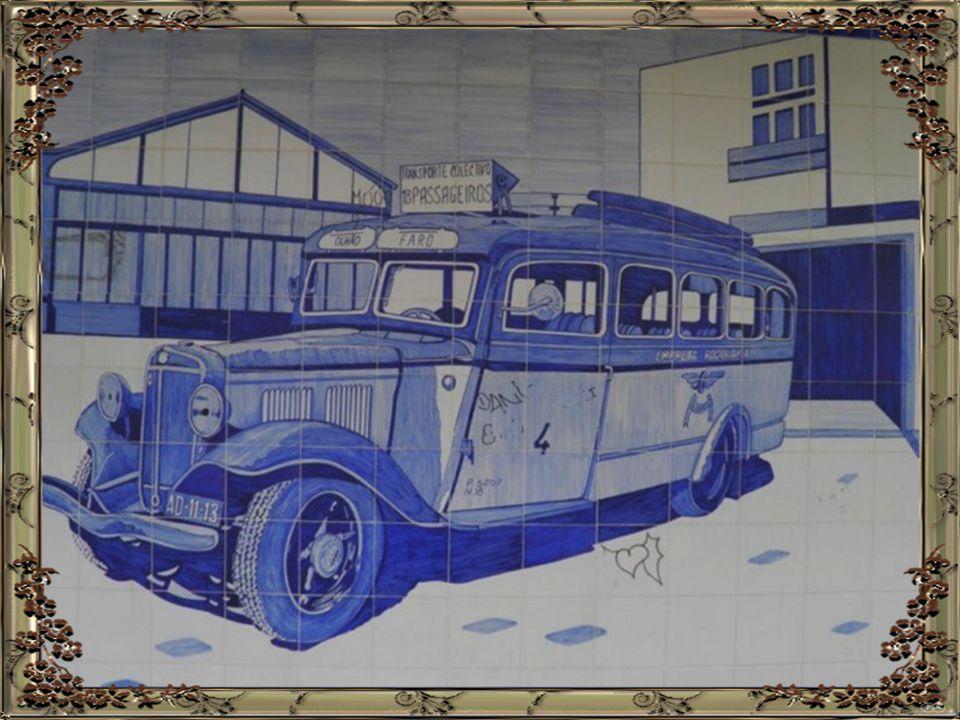 Poder-se-á dizer sem margem de dúvidas, que foi em 1925 que surge o primeiro autocarro conduzido por Manuel Gonçalves dos Santos, um jovem de 26 anos