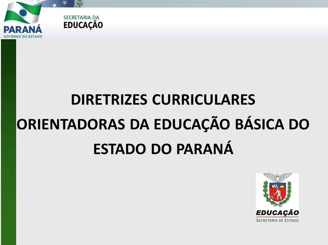 - Histórico (DEB Itinerante, Semana Pedagógica, Seminários Descentralizados) - Currículo disciplinar - Sujeitos da Educação Básica - Interdisciplinaridade - Contextualização - Avaliação