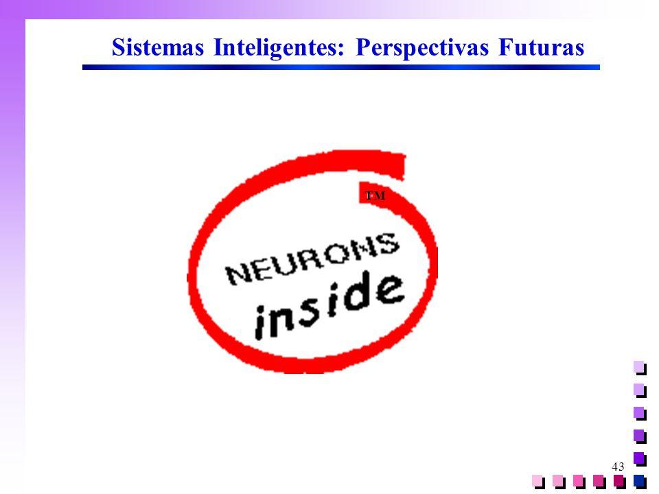43 TM Sistemas Inteligentes: Perspectivas Futuras