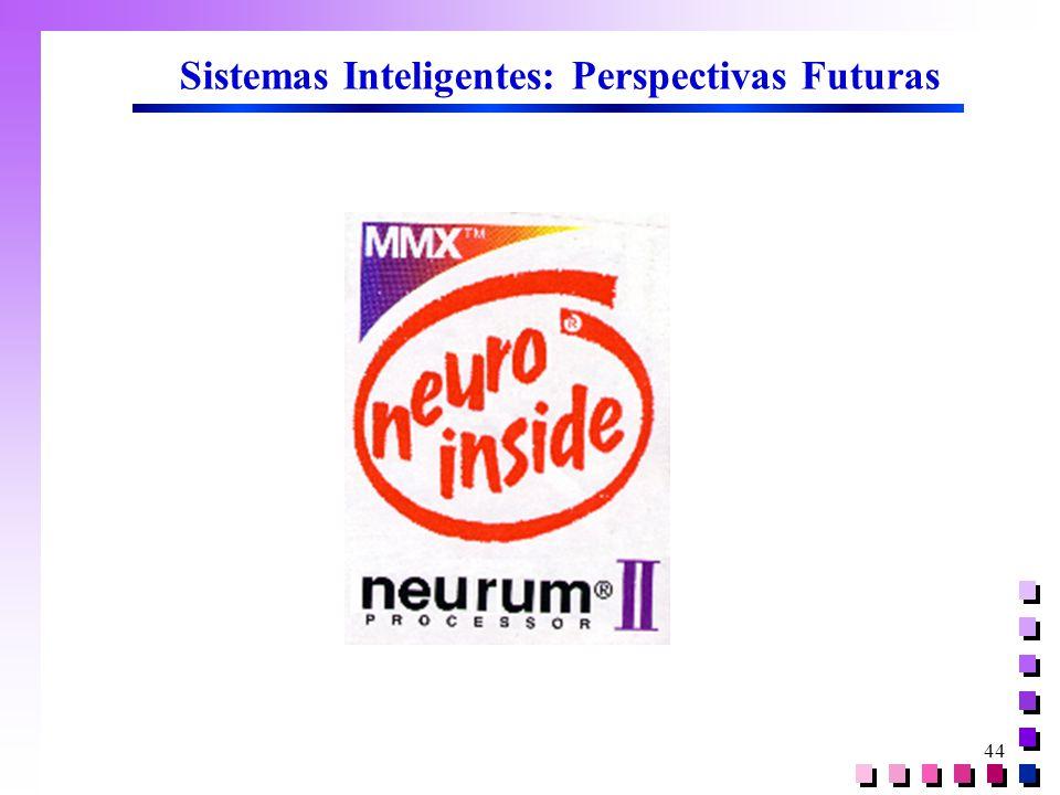 44 Sistemas Inteligentes: Perspectivas Futuras