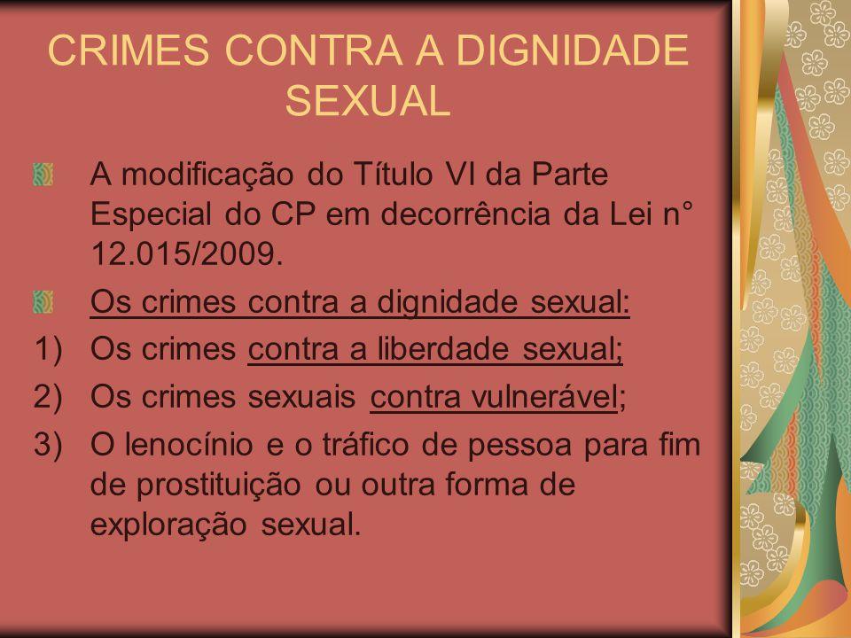 CRIMES CONTRA A LIBERDADE SEXUAL ESTUPRO – Art.213 do CP VIOLAÇÃO SEXUAL MEDIANTE FRAUDE – Art.