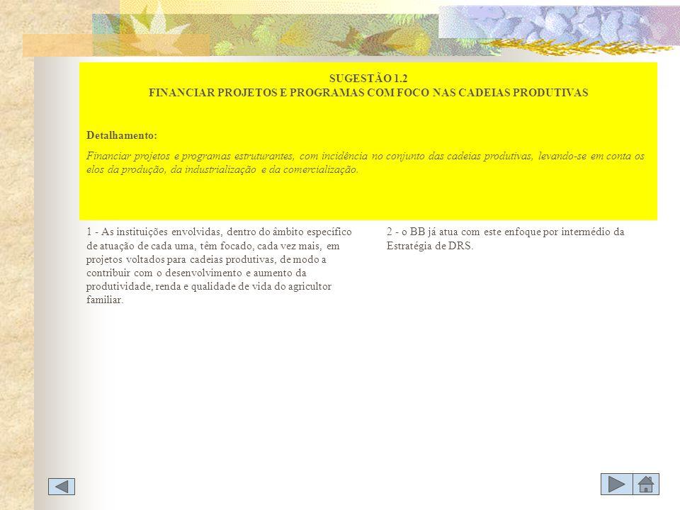 Pela sua própria característica de desenvolvimento, adaptação e uso pelas comunidades rurais, as cultivares crioulas não são registradas no RNC (Registro Nacional de Cultivares) e nas portarias do zoneamento agrícola.