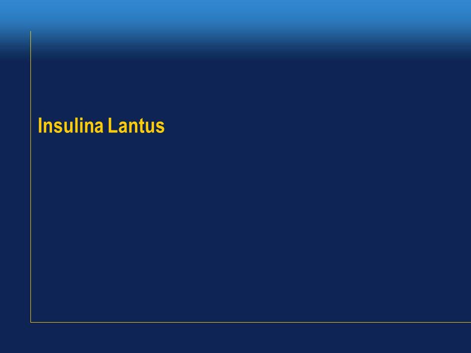 Insulina Lantus
