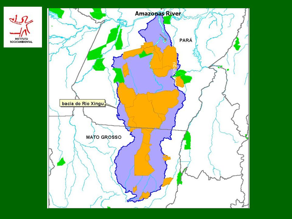 Amazonas River Rio Xingu
