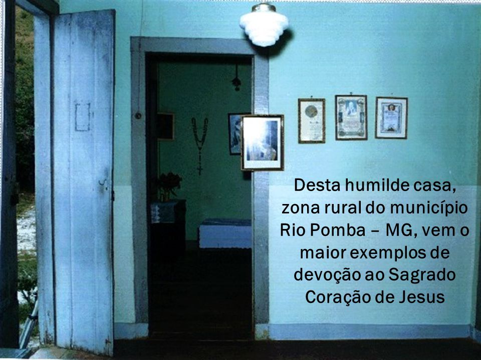 LEIA E REPASSE A TODOS UM EXEMPLO DE FÉ Florípedes Dornelas de Jesus LOLA