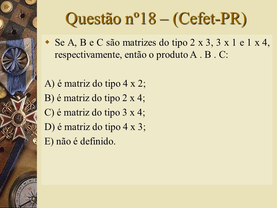 Solução nº17    