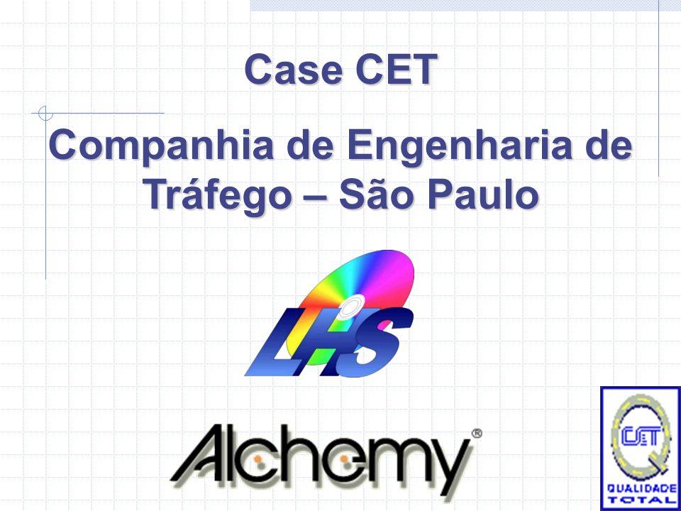 Case CET Companhia de Engenharia de Tráfego – São Paulo