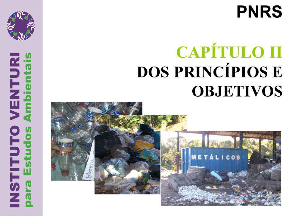 Necessidade para GIRS  Devido à mudança de estilos de vida e padrões de consumo, a quantidade de resíduos gerados tem aumentado em qualidade e a composição dos resíduos vem se tornando mais variada com essa mudança.