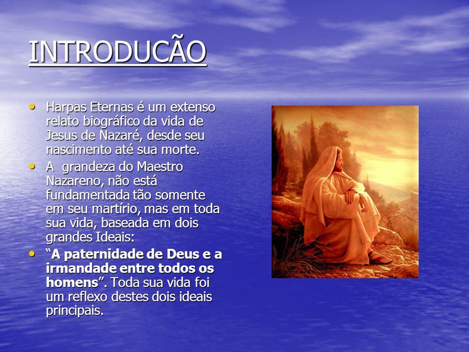 HARPAS ETERNAS VIDA DE JESUS DE NAZARÉ PROJETO CINEMATOGRÁFICO (fonte: http://elcristoes.net)