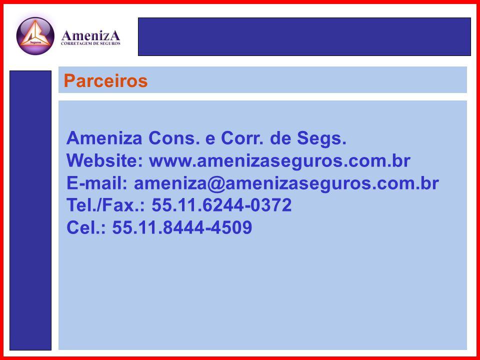 Parceiros Ameniza Cons.e Corr. de Segs.