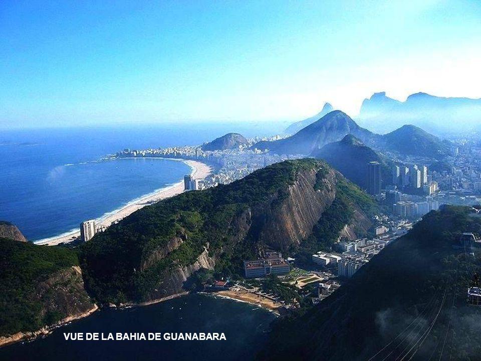 CENTRE DE RIO DE JANEIRO DE NUIT