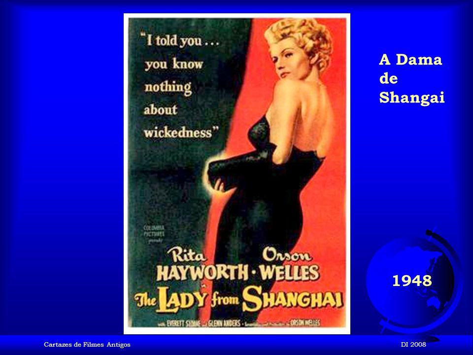 Cartazes de Filmes AntigosDI 2008 1946 Canção inesquecível