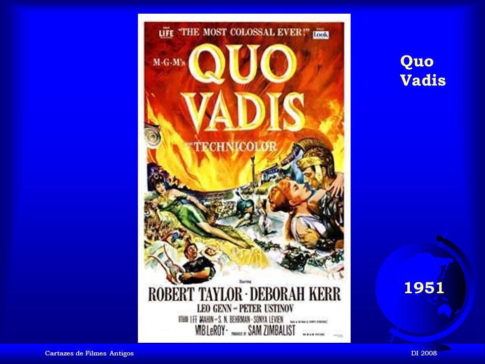 Cartazes de Filmes AntigosDI 2008 1951 Sinfonia de Paris