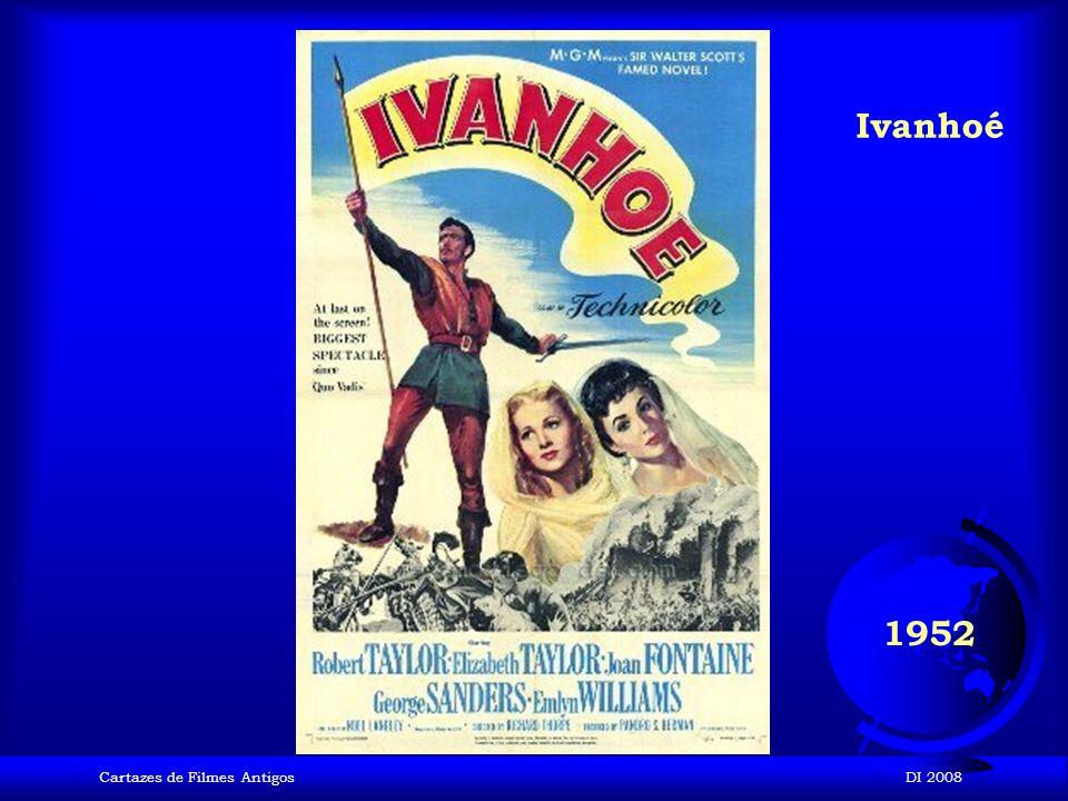 Cartazes de Filmes AntigosDI 2008 1952 Matar ou morrer