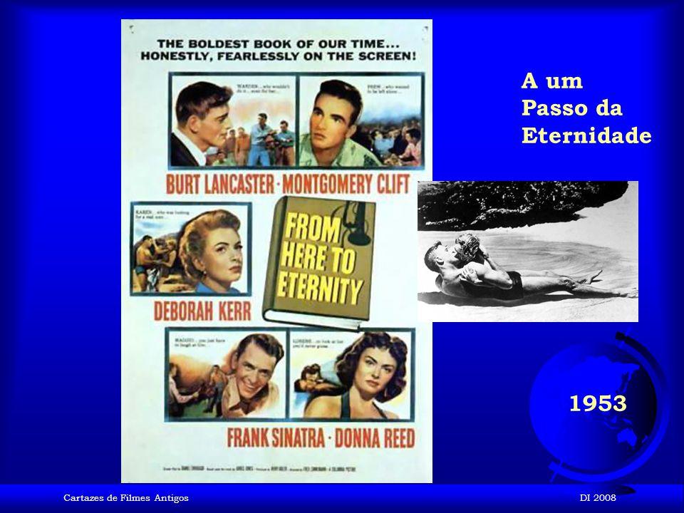 Cartazes de Filmes AntigosDI 2008 1953 Como agarrar um Milionário