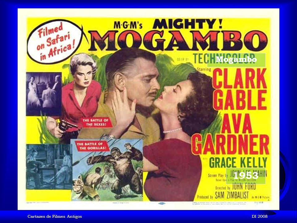 Cartazes de Filmes AntigosDI 2008 1953 Os Brutos também amam