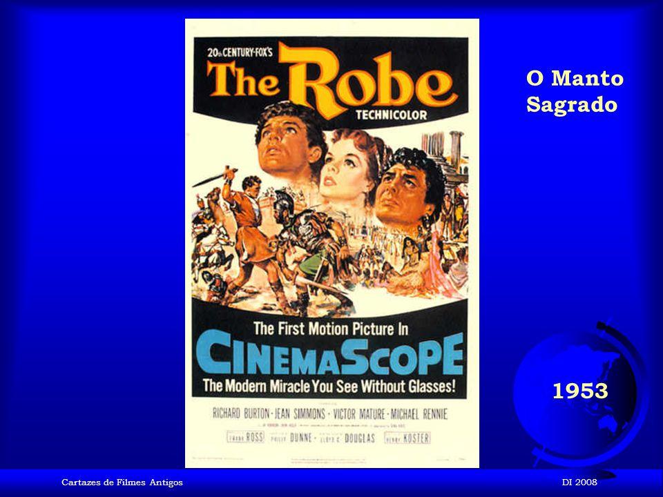 Cartazes de Filmes AntigosDI 2008 Mogambo 1953