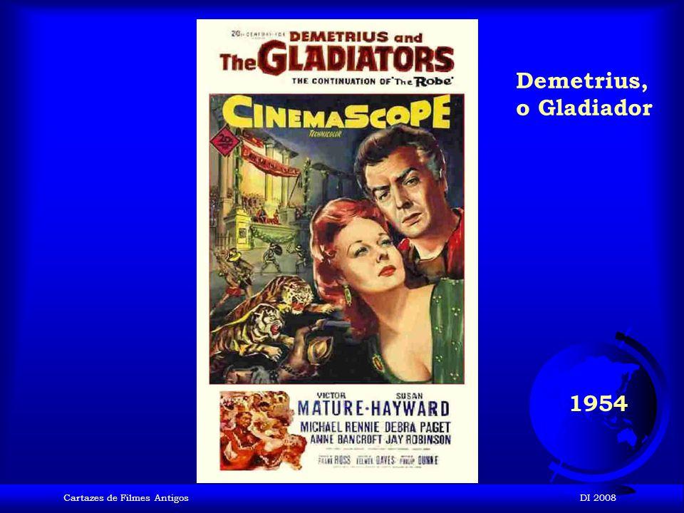 Cartazes de Filmes AntigosDI 2008 1953 O Manto Sagrado