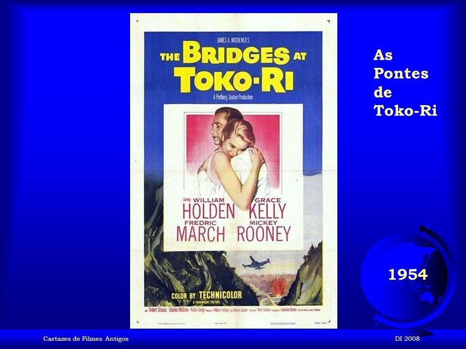 Cartazes de Filmes AntigosDI 2008 1954 A Fonte dos Desejos