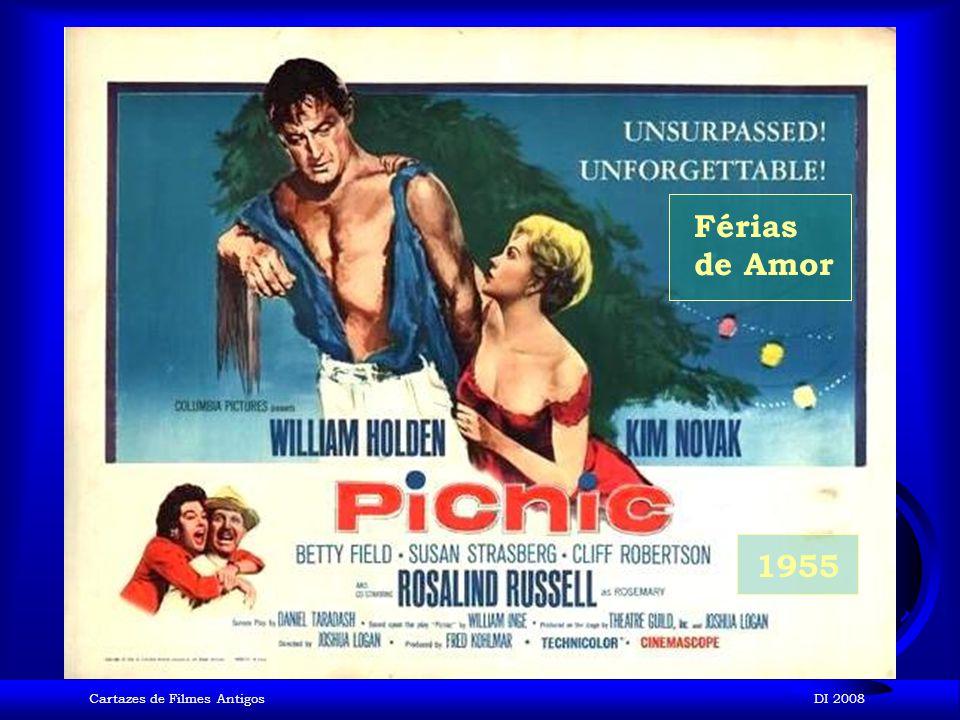 Cartazes de Filmes AntigosDI 2008 1954 As Pontes de Toko-Ri