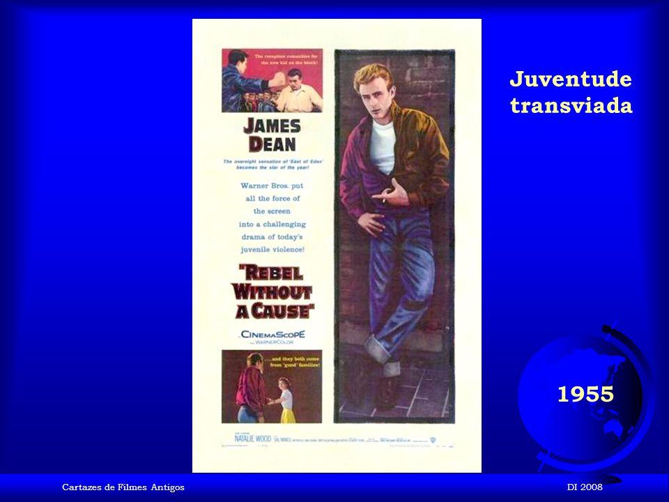 Cartazes de Filmes AntigosDI 2008 1955 Férias de Amor