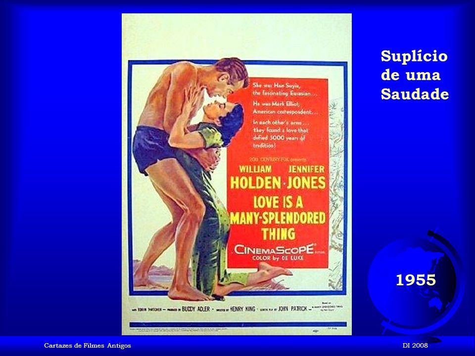 Cartazes de Filmes AntigosDI 2008 1955 Os Homens casam com as Morenas