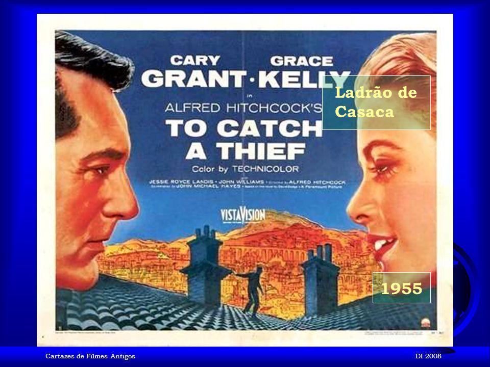 Cartazes de Filmes AntigosDI 2008 1955 Suplício de uma Saudade
