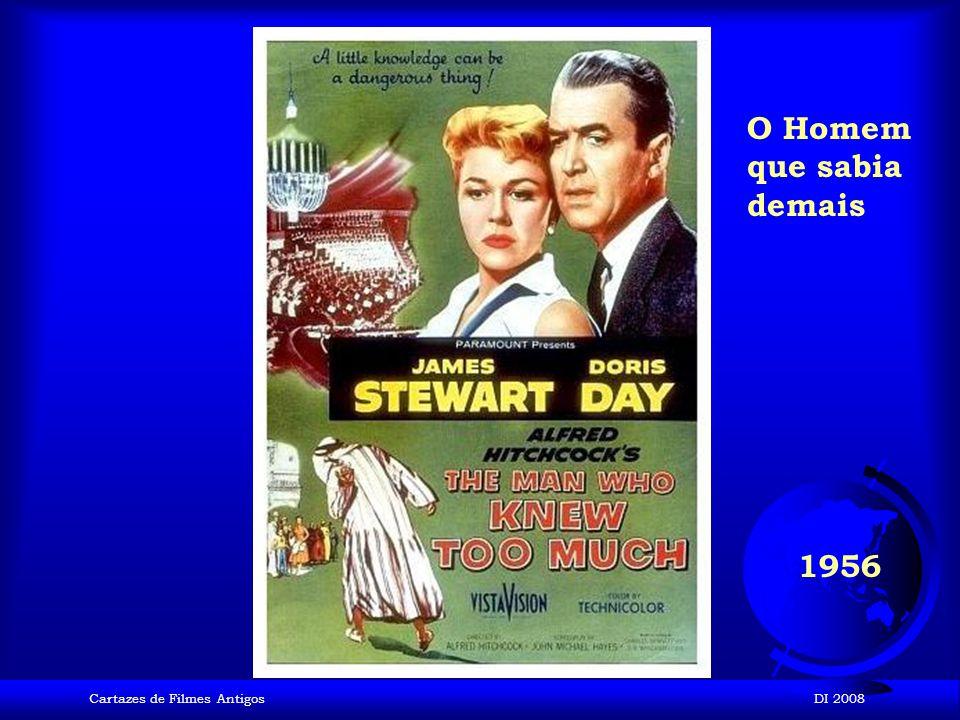 Cartazes de Filmes AntigosDI 2008 1956 A Casa de Chá do Luar de Agosto