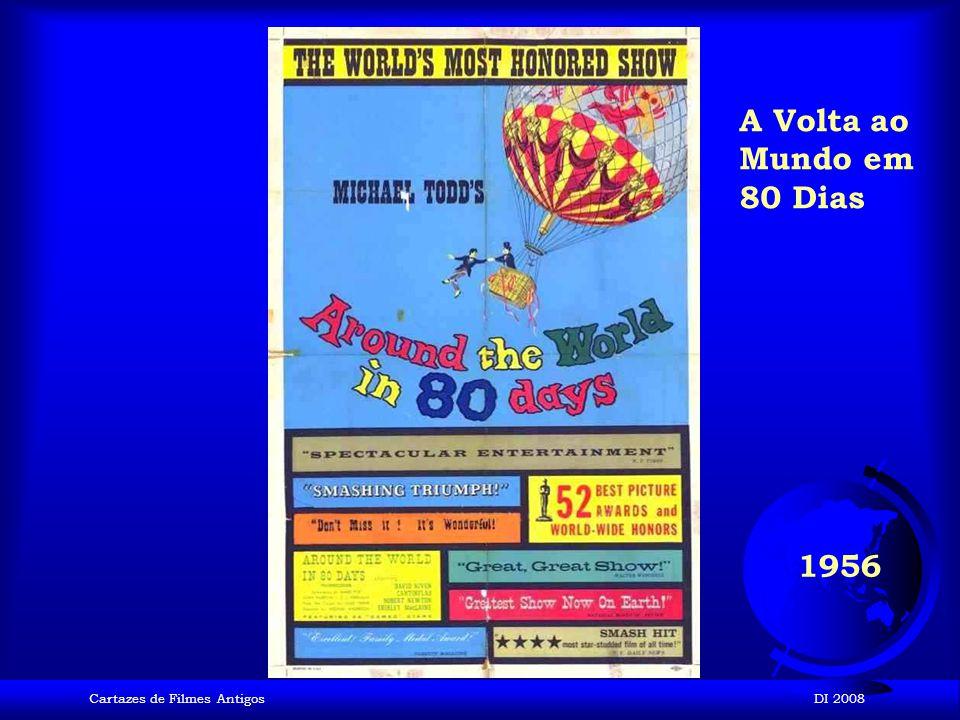 Cartazes de Filmes AntigosDI 2008 1956 Melodia imortal