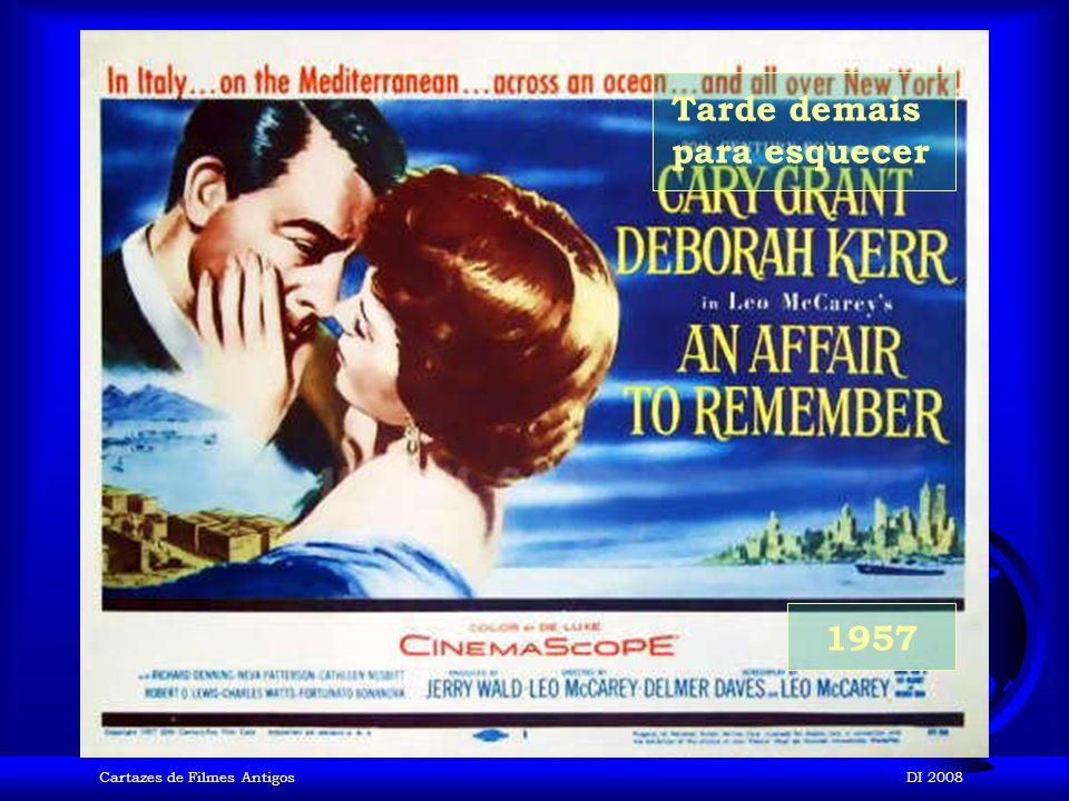 Cartazes de Filmes AntigosDI 2008 1956 A Volta ao Mundo em 80 Dias